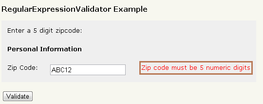 validation controls asp.net 4